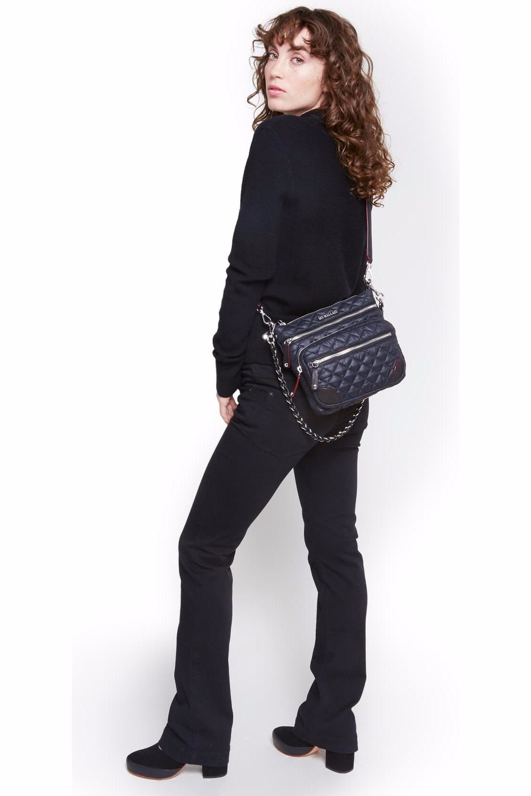 MZ Wallace Downtown Crosby Crossbody - Main Image