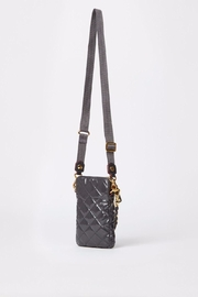 MZ Wallace Lacquer Micro Crossbody - Side cropped