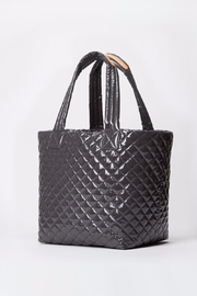 MZ Wallace Large Lacquer Metro-Tote - Front full body