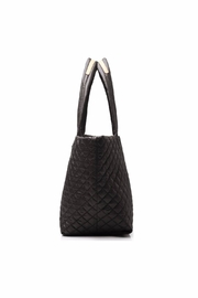 MZ Wallace Medium Metro Quilted-Tote - Side cropped