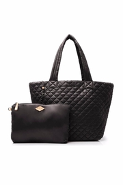 MZ Wallace Medium Metro Quilted-Tote - Back cropped