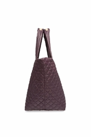 MZ Wallace Medium-Metro Quilted Tote - Front full body