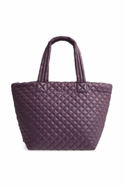 MZ Wallace Medium-Metro Quilted Tote - Front cropped