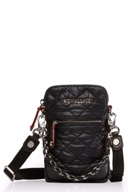 MZ Wallace Micro Crosby Bag - Front full body
