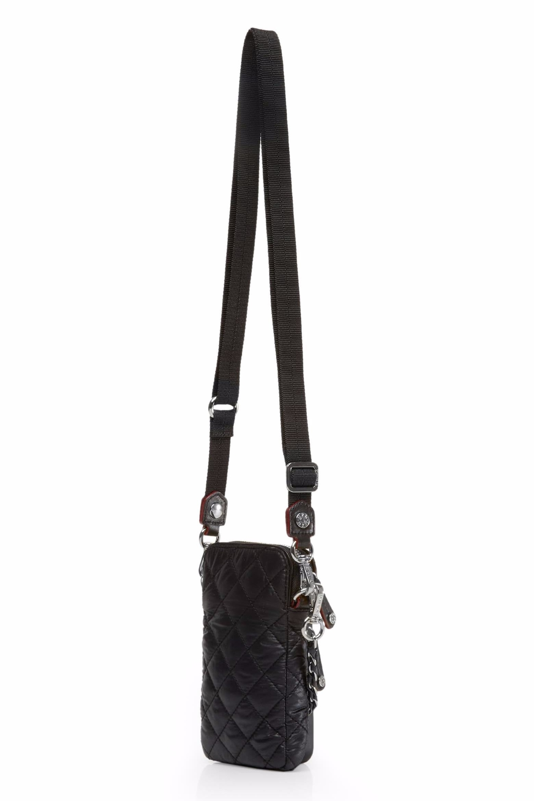 MZ Wallace Micro Crosby Bag - Side Cropped Image