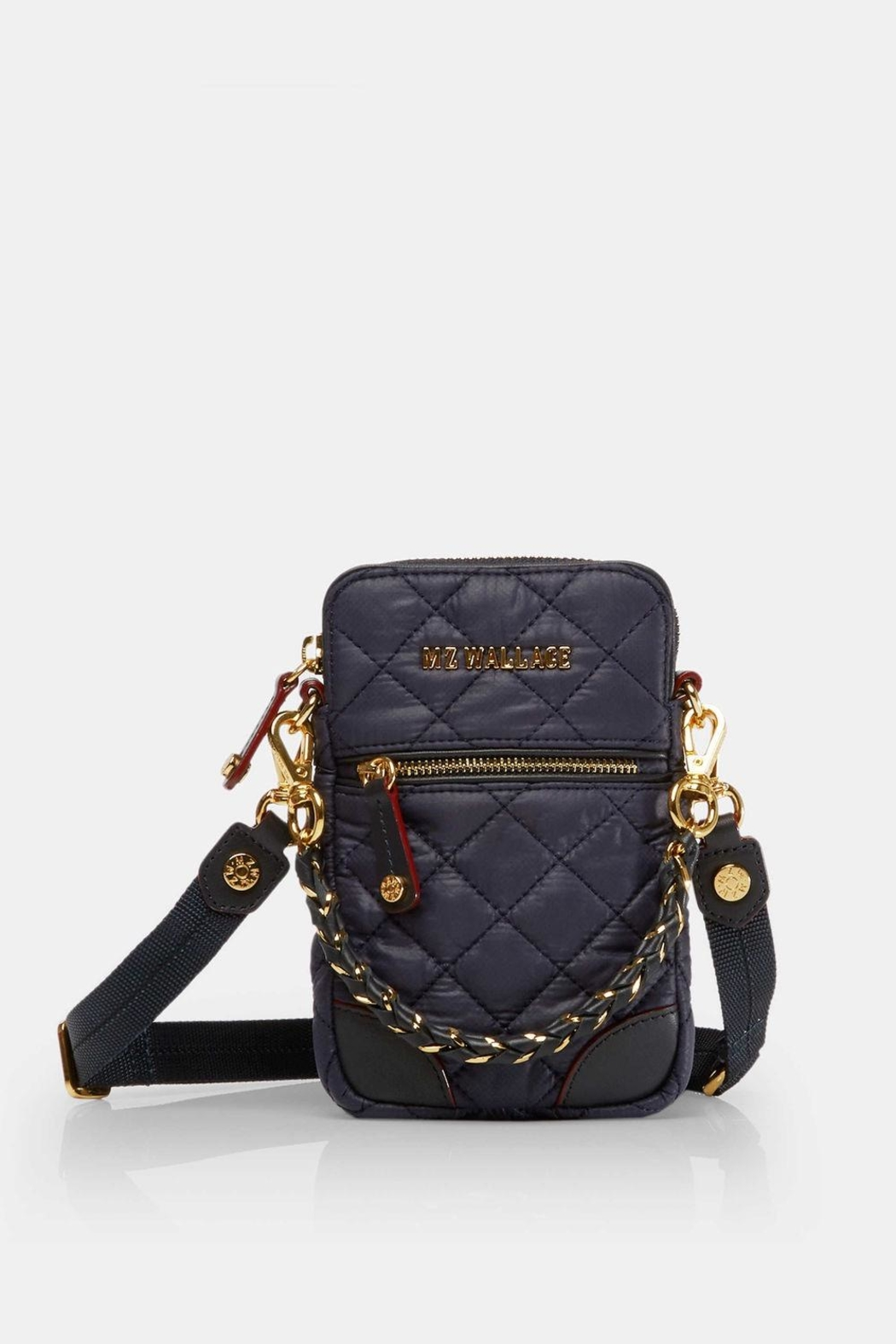MZ Wallace Micro Crosby Bag - Front Cropped Image