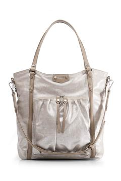 MZ Wallace Nikki Glazed Linen Tote - Product List Image