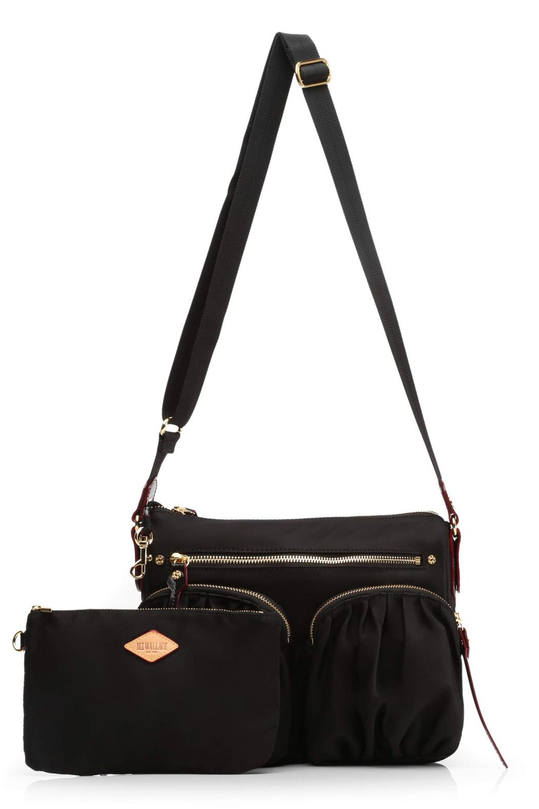 MZ Wallace Paige Crossbody Bag - Front Full Image