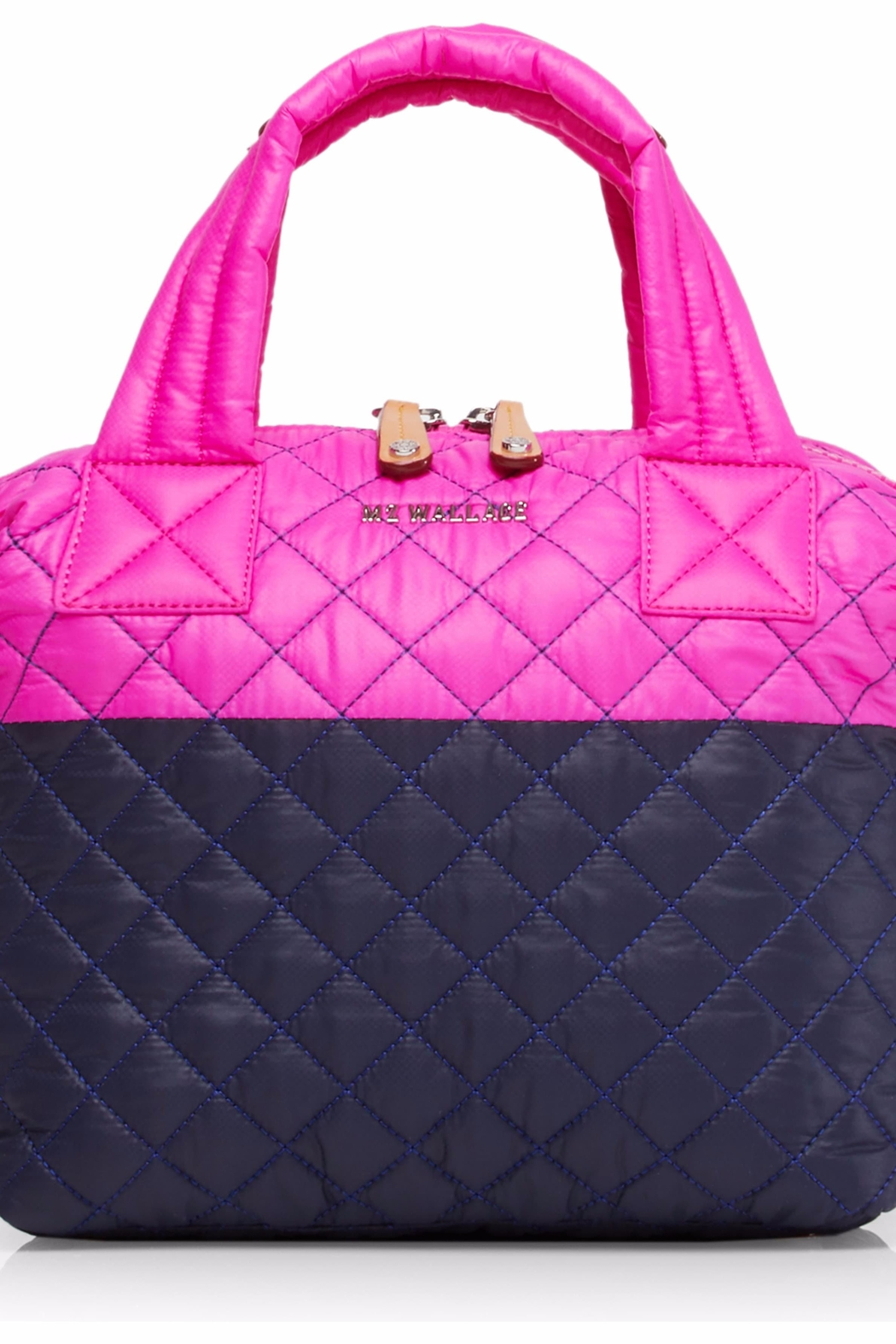 MZ Wallace Smal Sutton Bag - Front Full Image