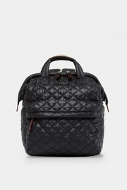 MZ Wallace Small Top-Handle Backpack - Front cropped