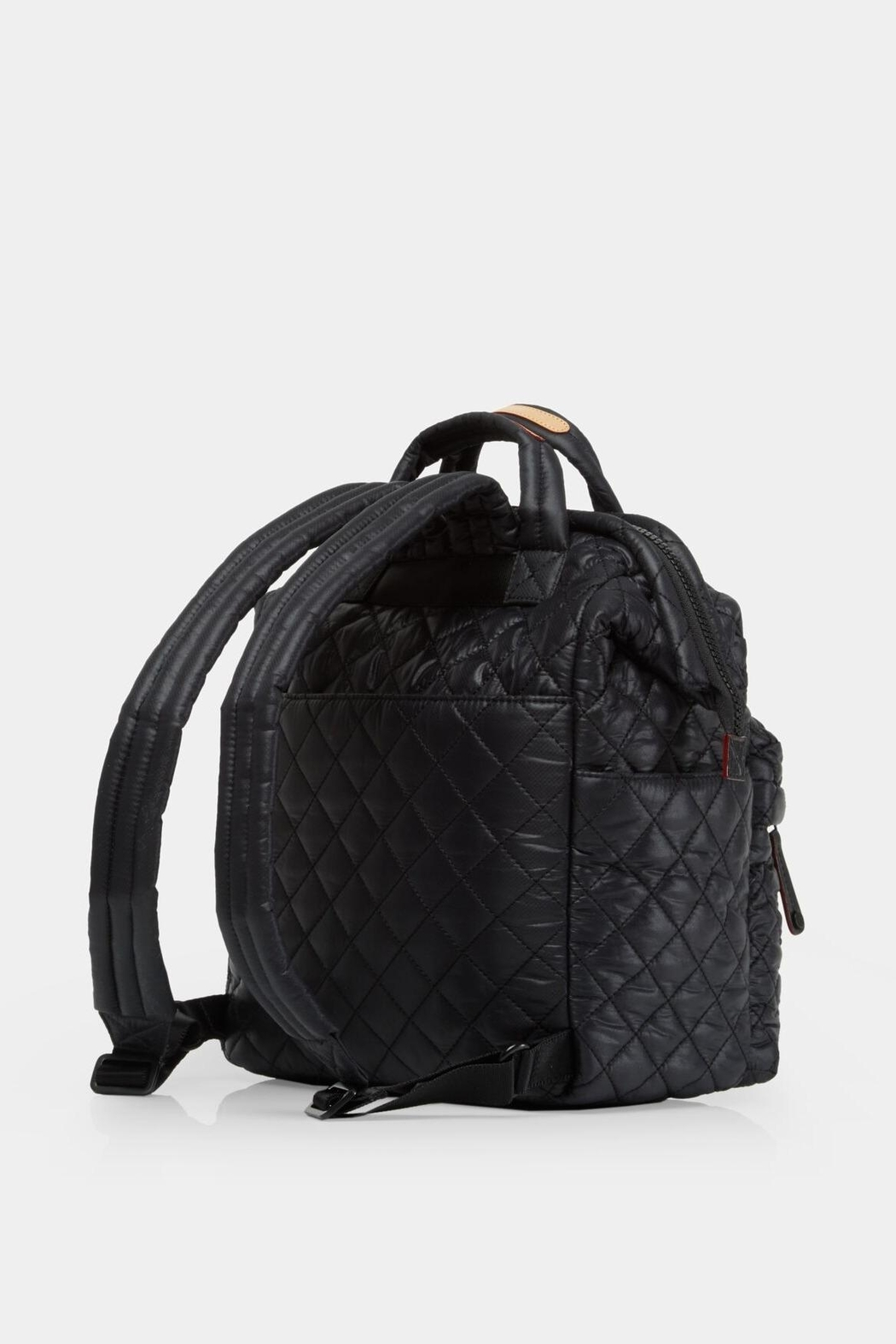MZ Wallace Small Top-Handle Backpack - Front Full Image