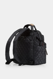 MZ Wallace Small Top-Handle Backpack - Front full body