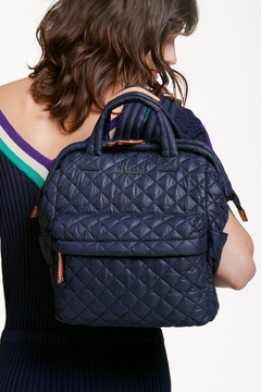 MZ Wallace Small Tophandle Backpack - Alternate List Image