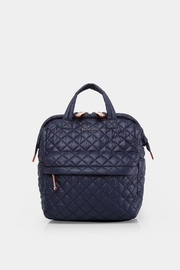MZ Wallace Small Tophandle Backpack - Front cropped