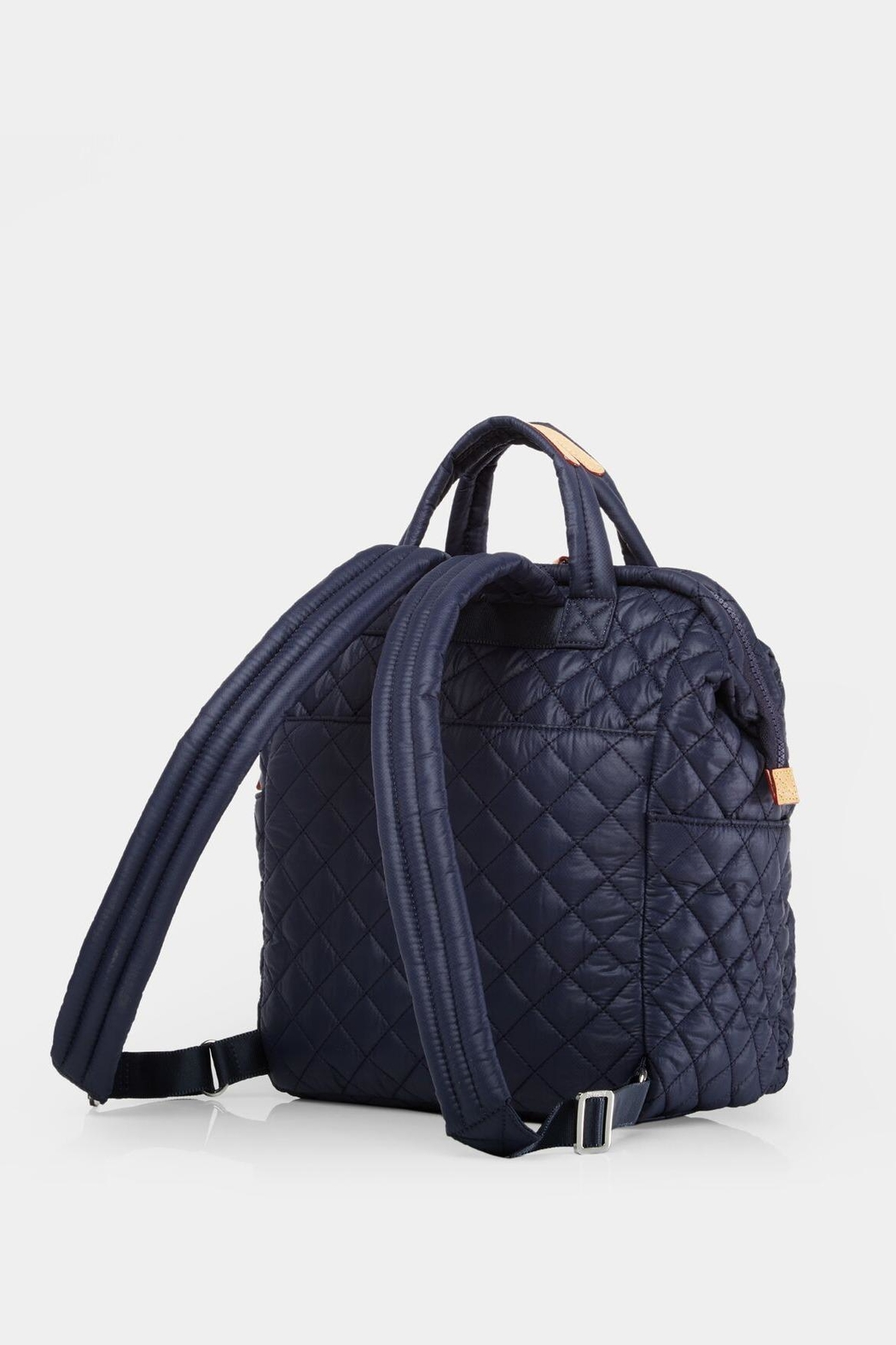 MZ Wallace Small Tophandle Backpack - Front Full Image