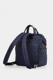 MZ Wallace Small Tophandle Backpack - Front full body
