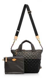 MZ Wallace Small Two-Tone Sutton - Front full body