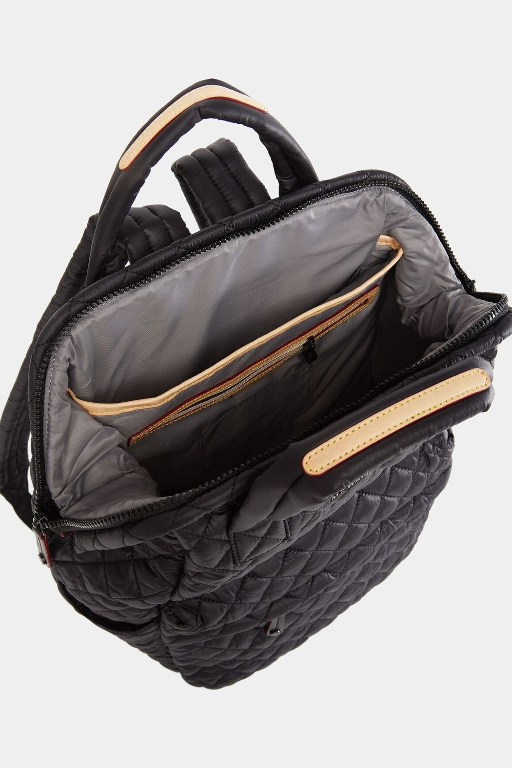 MZ Wallace Top Handle Backpack - Side Cropped Image