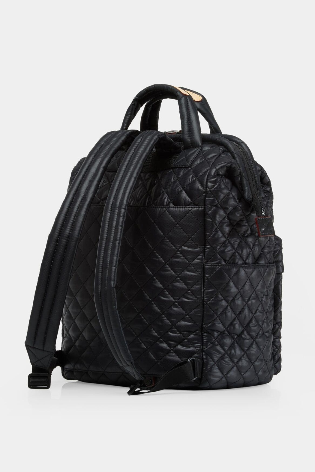 MZ Wallace Top Handle Backpack - Front Full Image