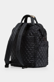 MZ Wallace Top Handle Backpack - Front full body