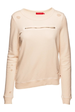 Shoptiques Product: Ash Zip Sweatshirt