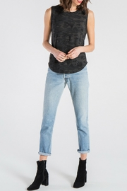 N: Philanthropy Deconstructed Muscle Tank - Front cropped