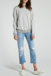 N: Philanthropy Lace Back Sweatshirt - Product Mini Image