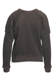 N: Philanthropy Star Cutout Sweater - Front full body