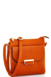 n/a Camel Brown Crossbody Bag - Product Mini Image