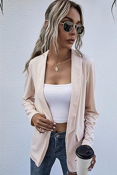 n/a Chic Blazer - Product List Image