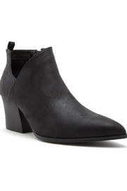 n/a Cut Out Booties - Front full body