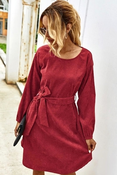 n/a Let's Go Somewhere Red Dress - Product List Image