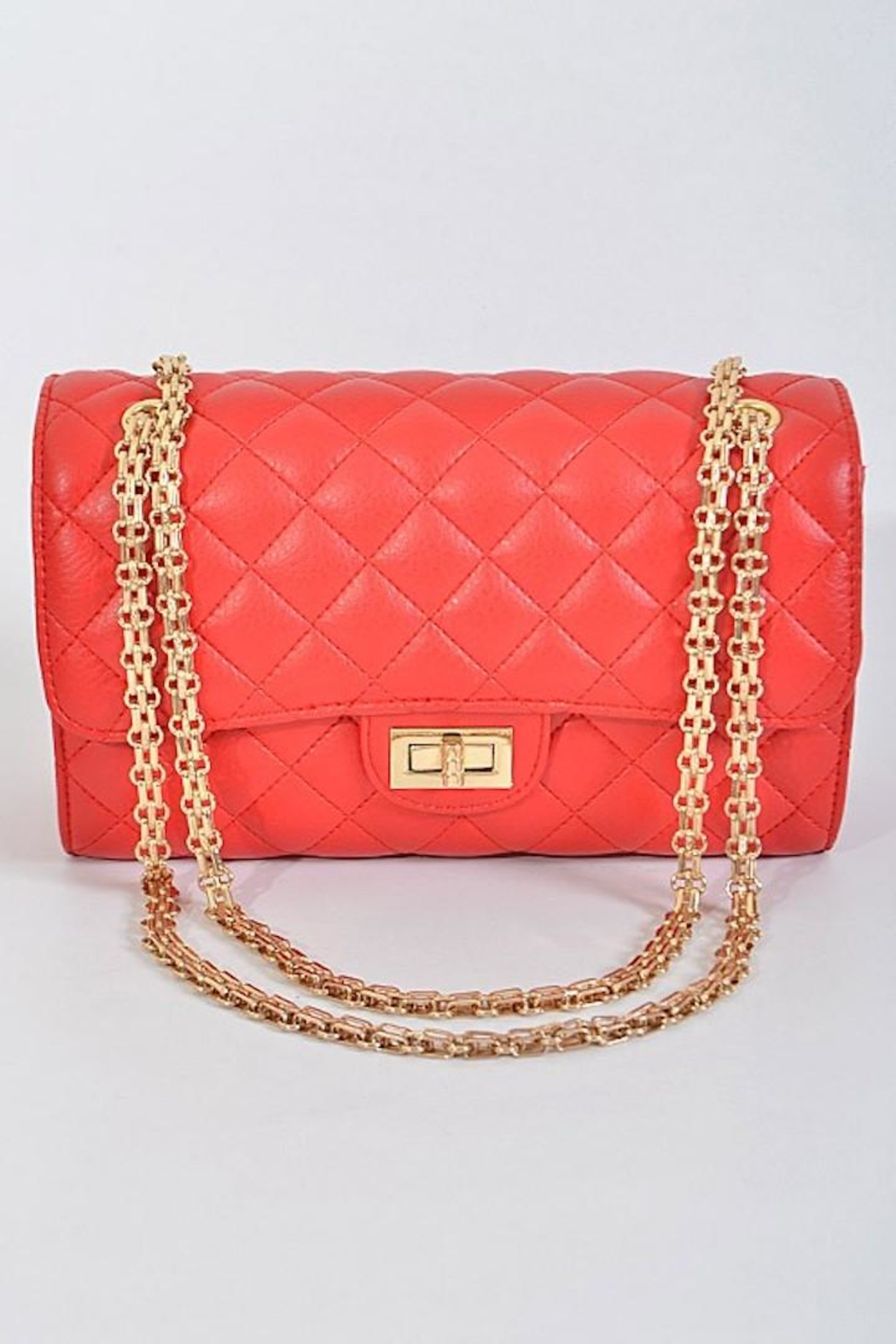 N A Quilted Flap Bag From Fredericksburg By Cose Belle Boutique bf82f142f078e