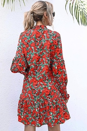 n/a Red Rosie's Wandering Dress - Other