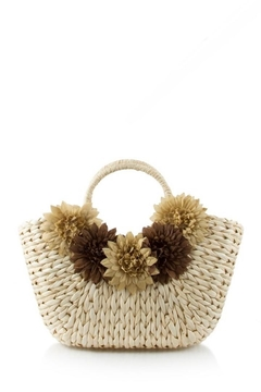 n/a Straw Flower Bag - Product List Image