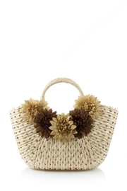 n/a Straw Flower Bag - Product Mini Image