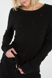 n:PHILANTHROPY Blackbird Rhinestone Sweatshirt - Product Mini Image