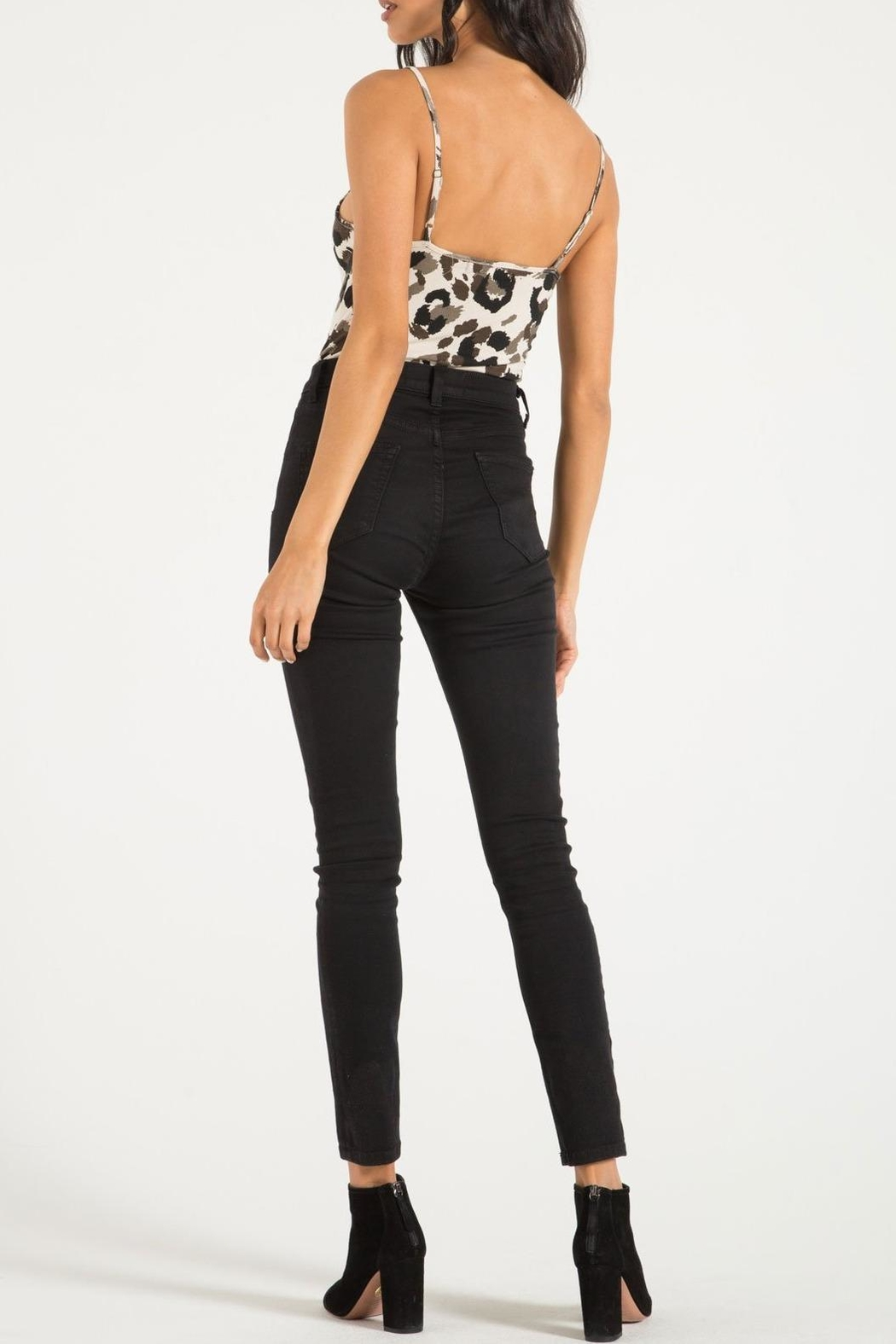n:PHILANTHROPY Bolt Bodysuit - Side Cropped Image