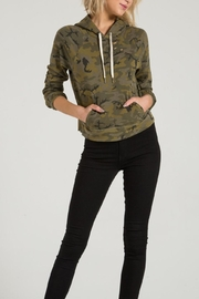 n:PHILANTHROPY Camo Sweatshirt - Product Mini Image