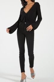 n:PHILANTHROPY Dean Bodysuit Top - Back cropped
