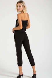 n:PHILANTHROPY Delhi Jumpsuit Tiger - Back cropped