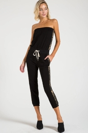 n:PHILANTHROPY Delhi Jumpsuit Tiger - Front full body