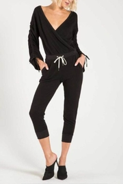 n:PHILANTHROPY Kettle Drawstring-Sleeves Jumpsuit - Product Mini Image