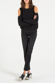 n:PHILANTHROPY Maia Open-Shoulder Sweatshirt - Product Mini Image