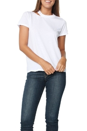 n:PHILANTHROPY Zander Tee White - Product Mini Image