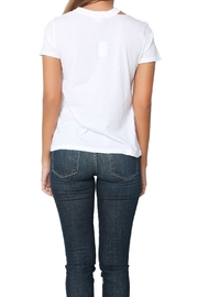 n:PHILANTHROPY Zander Tee White - Back cropped