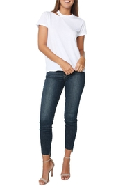 n:PHILANTHROPY Zander Tee White - Front full body