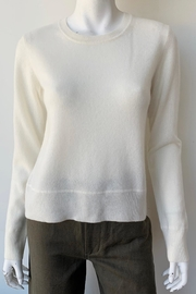 Naadam Cashmere Crewneck Sweater - Front full body