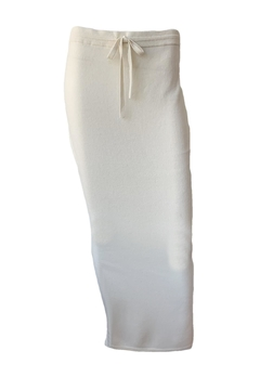 Shoptiques Product: Long Cashmere Skirt