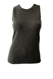 Naadam Sleeveless Cashmere Tank - Product Mini Image